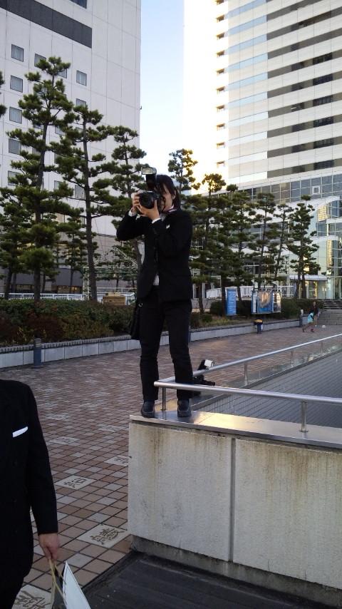 式場カメラマン。