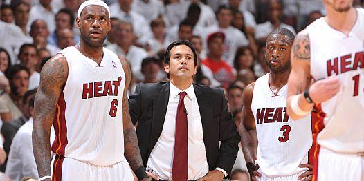 NBAファイナル。
