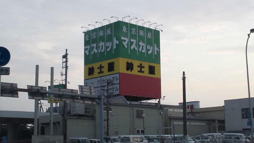 東京銀座マスカット。