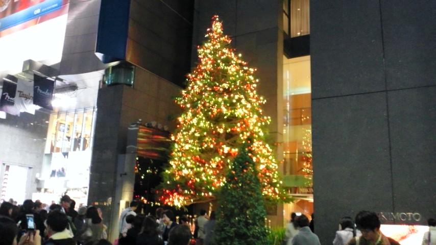 クリスマスイルミネーション☆