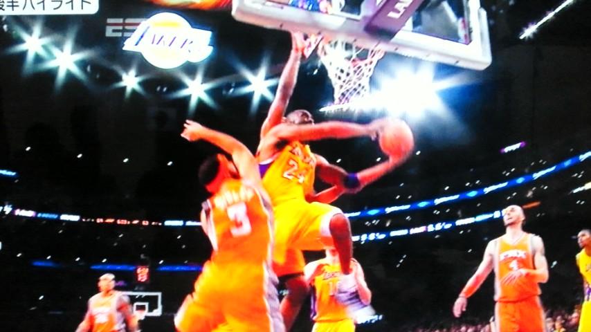 NBAのある生活。